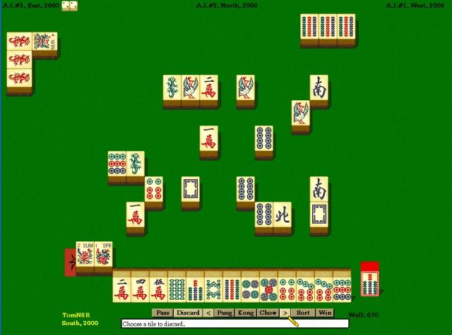 fandango mahjongg