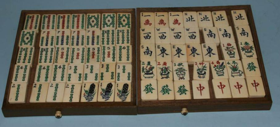 The Mahjong Q&A Bulletin Board