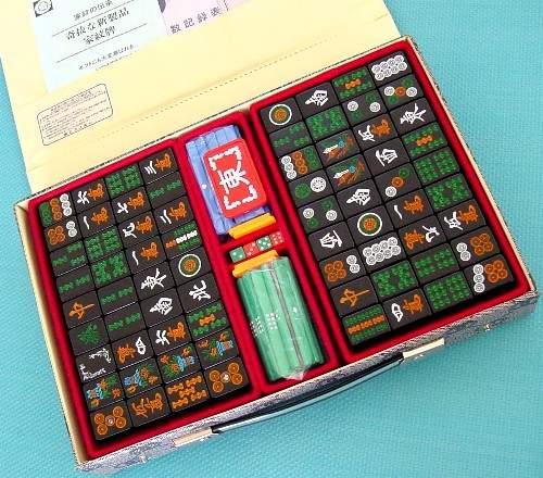 FAQ 7a: Different Types of Mah-Jongg Sets